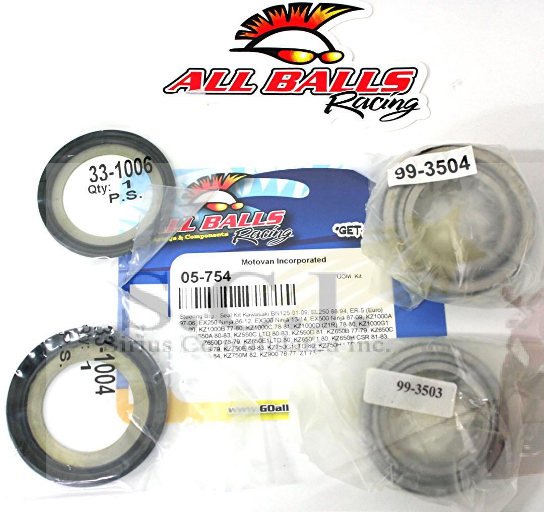 Kawasaki Ninja 250R EX250 1986-2006 All Wheel Bearings Kit