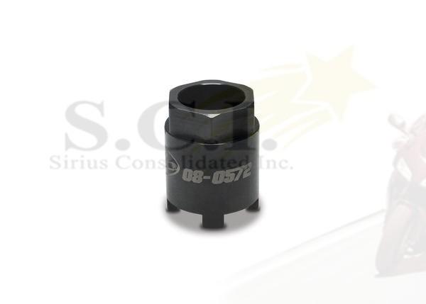 Spanner Nut Socket for Motor Mount For 2008 Honda CBR600RR~Motion Pro 08-0572