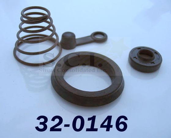 Harley Clutch Cable Repair Kit : Honda gl vf r f k l clutch slave rebuild kit