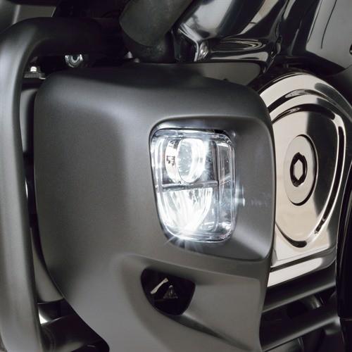 on Honda Goldwing Gl1800 Fog Lights