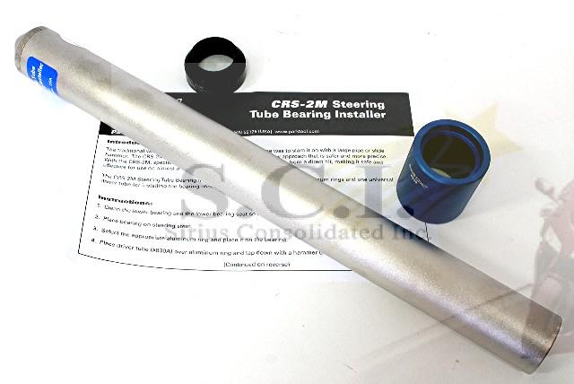 HONDA CB350 CB450 CB750 CB900 GL1000 CBR600 STEERING STEM BEARING INSTALLER TOOL