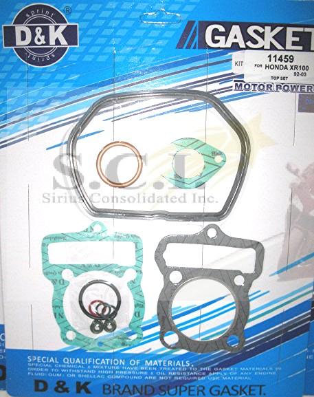 Tusk Top End Head Gasket Kit HONDA CRF100 CRF100F XR100 XR100R 1992-2013