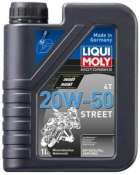 Liqui Moly 20062 LIQUI MOLY 4T 20W-50 STREET 1L