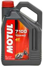 MOTUL 7100 4 LITER FULL SYNTHETIC