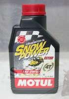 MOTUL SNOWPOWER 4T 0W40 100% SYNTHETIC ESTER BASED