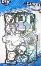 HONDA CB750 ENGINE GASKET SET 1979 - 1983