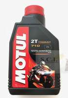 Motul 710 Ester 2T Synthetic TWO STROKE Oil 1Litre