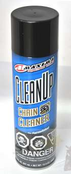 MAXIMA CHAIN CLEAN UP CLEANER 17.1 OZ 507ml SPRAY