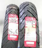 KAWASAKI KZ1000 KZ700 KZ750 GPZ PERFORMANCE TIRE SET