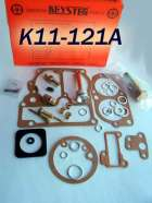 TOYOTA CORONA RT43 RT52 KEYSTER CARB KIT 1967 - 1968