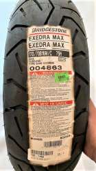 BRIDGESTONE EXEDRA MAX 170/80 - 16 REAR TIRE 004863