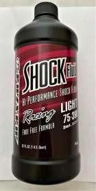 Maxima Racing Shock Fluid 58901L LIGHT 75-390 3WT