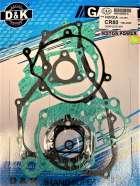 HONDA CR80 COMPLETE ENGINE GASKET SET 1992 - 2002