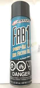 Maxima FAB-1 Air Filter Oil Aerosol 13oz
