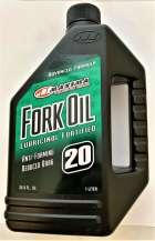 Maxima 20W Fork Oil 1 liter 33.8 oz 57901