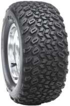 Duro HF244 Desert X-Country ATV Tire 25x12x9 31-24409-2512A