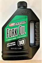 Maxima 10W Fork Oil 1 liter 33.8 oz 55901