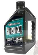 MAXIMA PREMIUM 4 HIGH PERFORMANCE 4-CYCLE OIL 20W-50 1L