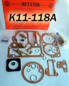 TOYOTA CORONA RT43L RT52L KEYSTER CARB KIT 1968 - 1970