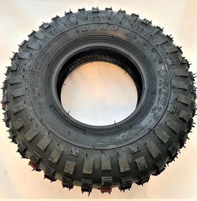 DURO ATV 4.00-6 4.00x6 145/70-6 TIRE