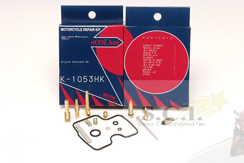 Carburetor Carb Repair Kit For 1991-1994 Honda CBR600F2