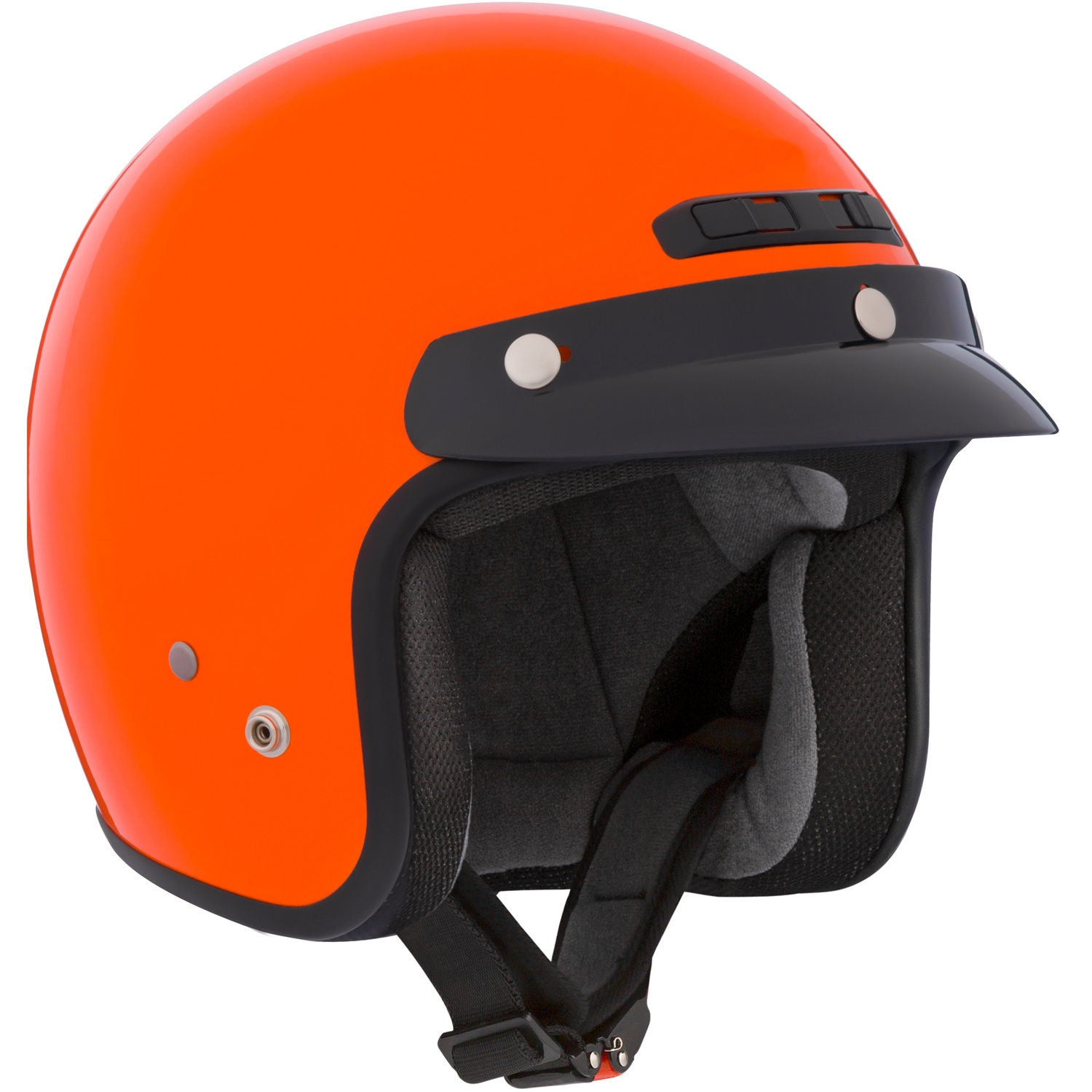 Solid CKX VG200 Open-Face Helmet EXtra Large Part# 153755XX