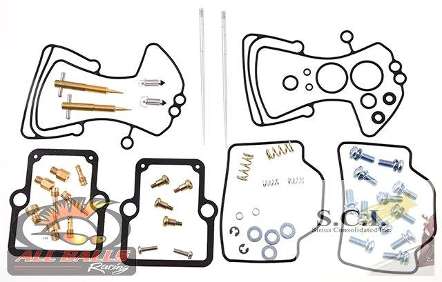 POLARIS SNOWMOBILE CARBURETOR REBUILD REPAIR KIT
