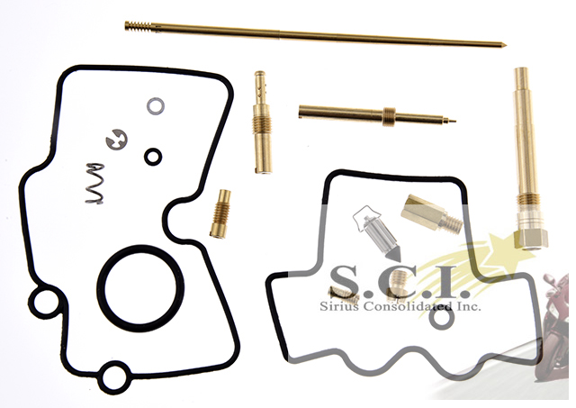 HONDA CRF250R KEYSTER CARBURETOR REBUILD REPAIR KIT 2006