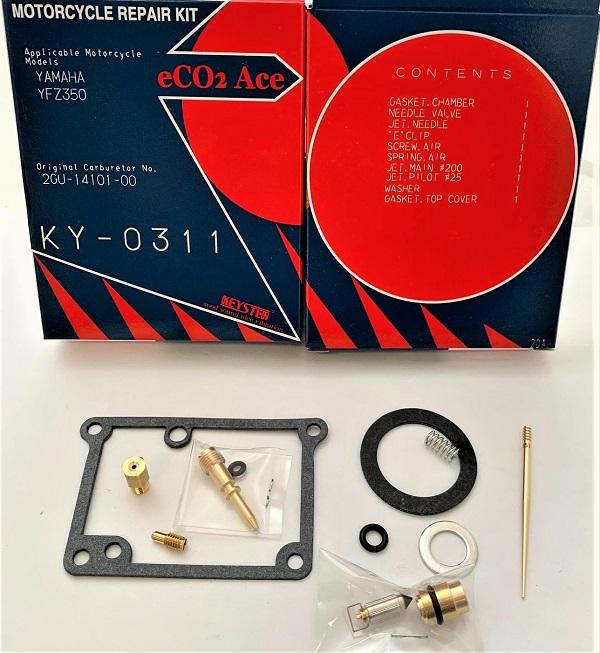 YAMAHA YFZ350 BANSHEE KEYSTER REPAIR KIT 1988 - 2006
