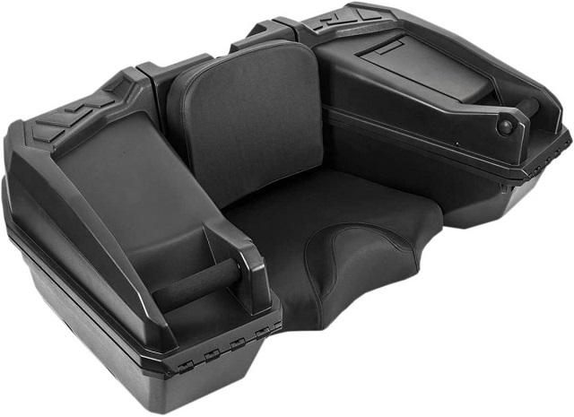 KIMPEX 458000 Black Nomad Trunk Rear