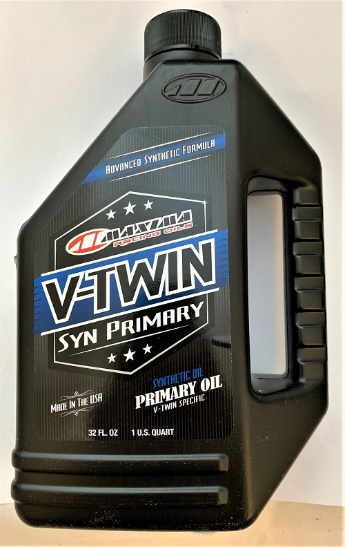 Maxima 40-05901 V-Twin 100% Synthetic Primary Fluid