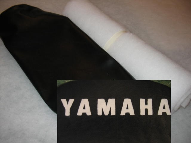 YAMAHA DT250 DT400 SEAT COVER 1977 - 1978