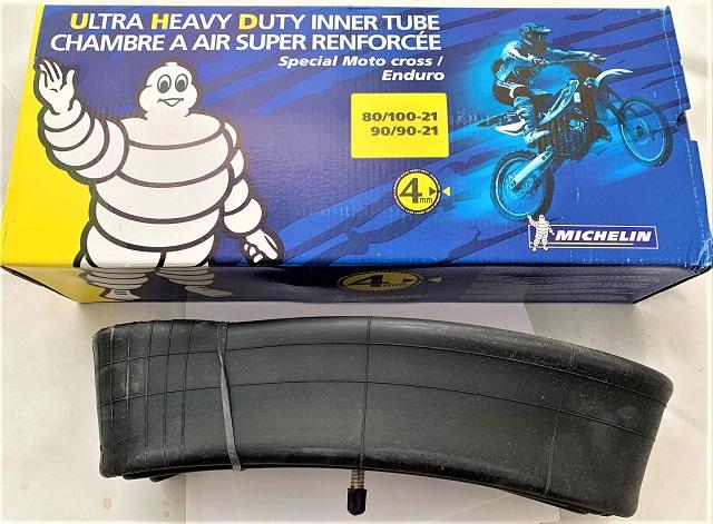 ULTRA HEAVY DUTY MICHELIN OFF ROAD DUAL SPORT FRONT TIRE INNER TUBE