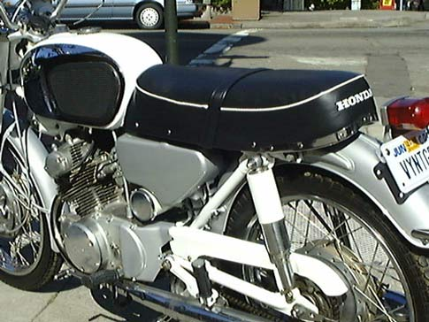 HONDA CB160 CL160 SEAT COVER 1965 - 1969