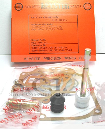 TOYOTA HI-LUX HILUX RN23L RN28L CARB KIT 20R 2000cc 1976 - 1977