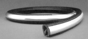 SEAT COVER LOWER CHROME SEAT TRIM BAND