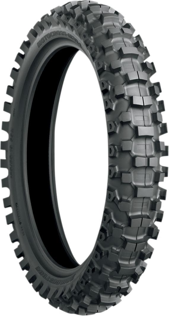Bridgestone 219662 M204 Soft Intermediate Tire 80/100-12 Rear MOTOCROSS