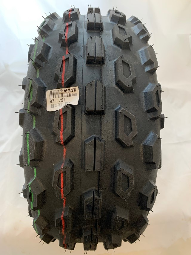 Duro ATV HF277 Thrasher Tire Front or Rear 19x8x7 31 - 27707 - 198A