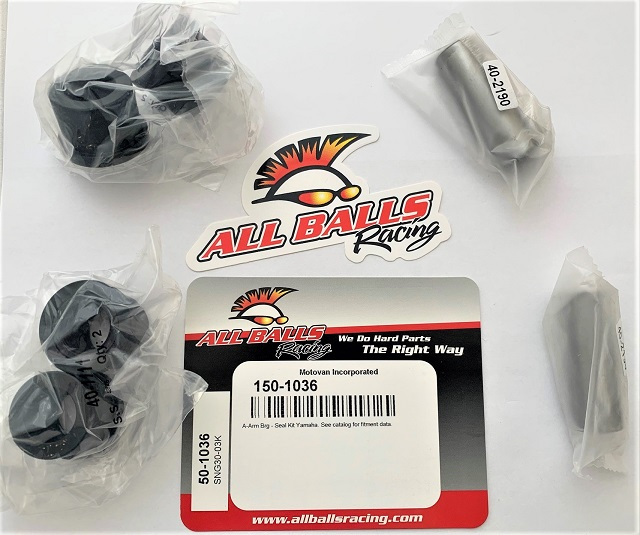 All Balls 50-1036 Lower A-Arm Bearing and Seal Kit