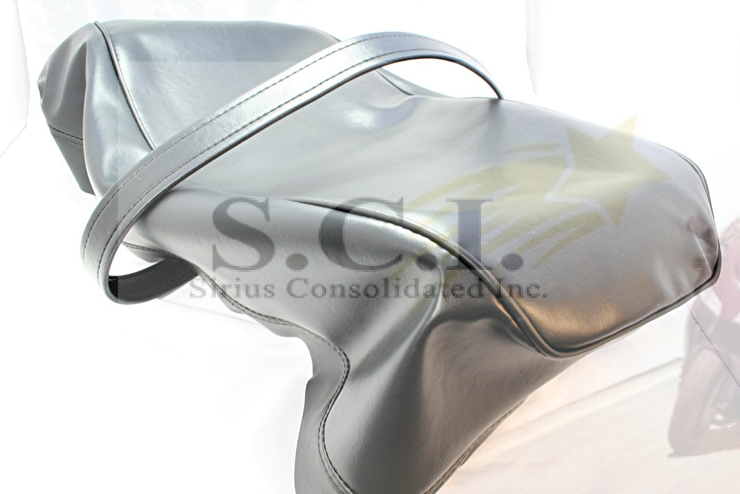 HONDA CL77 305 SCRAMBLER REPLACEMENT SEAT COVER - NO LOGO ON BACK