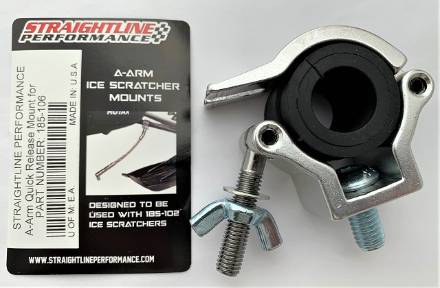 StraightlinePerforma 185-106 ICE SCRATCHER A-ARM MOUNTS x 2