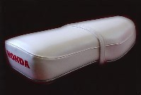 HONDA CA77 WHITE SEAT COVER 1963 - 1969