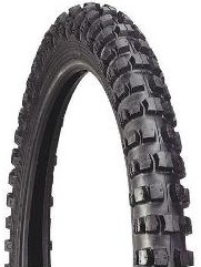 DURO MOTOCROSS OFF-ROAD HF313 TIRE - 3.50-18 4PLY