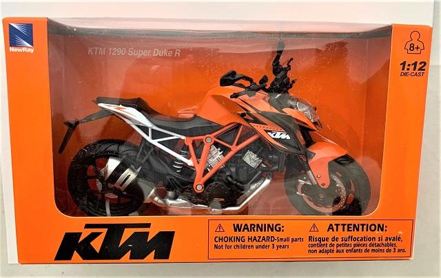 NEWRAY MOTO KTM 1290 SUPERDUKER 1/12 57653