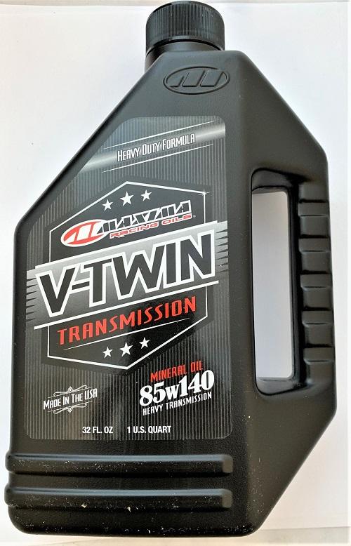 Maxima Heavy Duty V-Twin 85W140 Transmission/Gear Oil - 40-01901