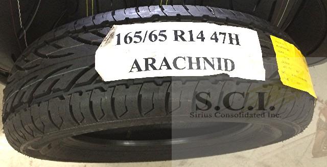 CAN AM CANAM BRP SPYDER VTR-350 Arachnid Front Tire