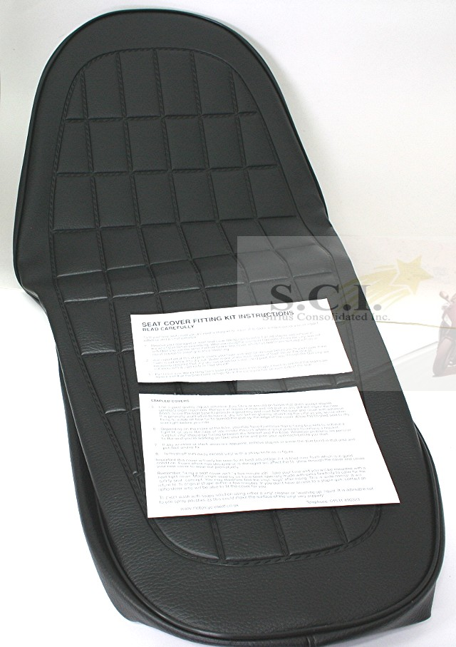 HONDA REPLACEMENT SEAT COVER - NO LOGO